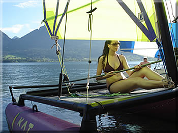 K-Kat catamaran